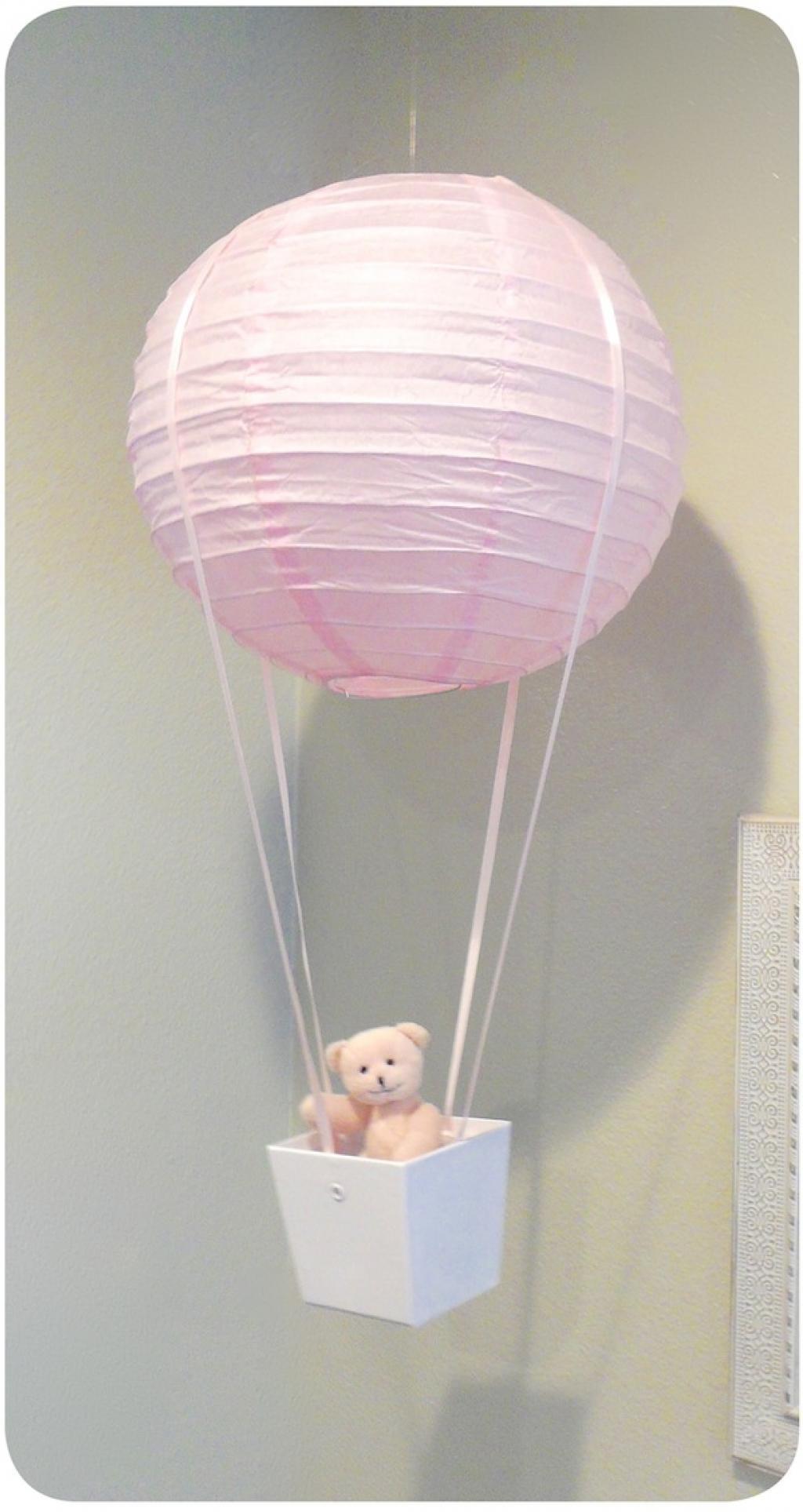 Bricolez une super idée déco pour la chambre de bébé, à partir d ...