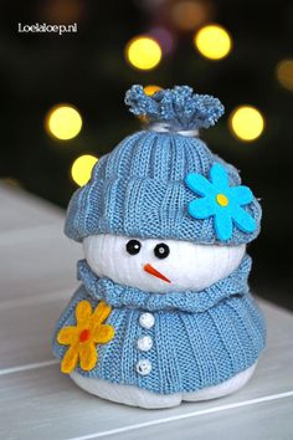 bonhommes de neige chaussettes. affordable vido ce quelle fait de