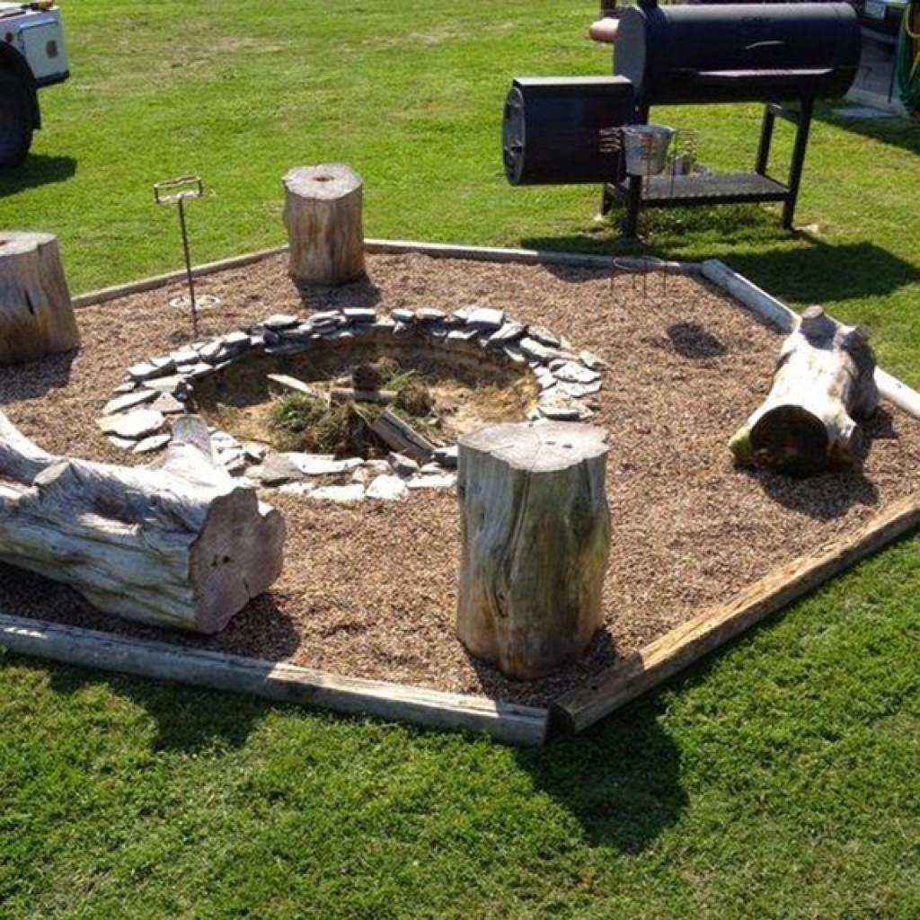 12 modèles de foyer et grill extérieur à construire soi même ...