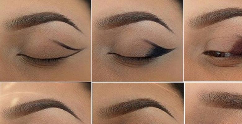 Super Tutoriel maquillage oeil charbonneux BG83
