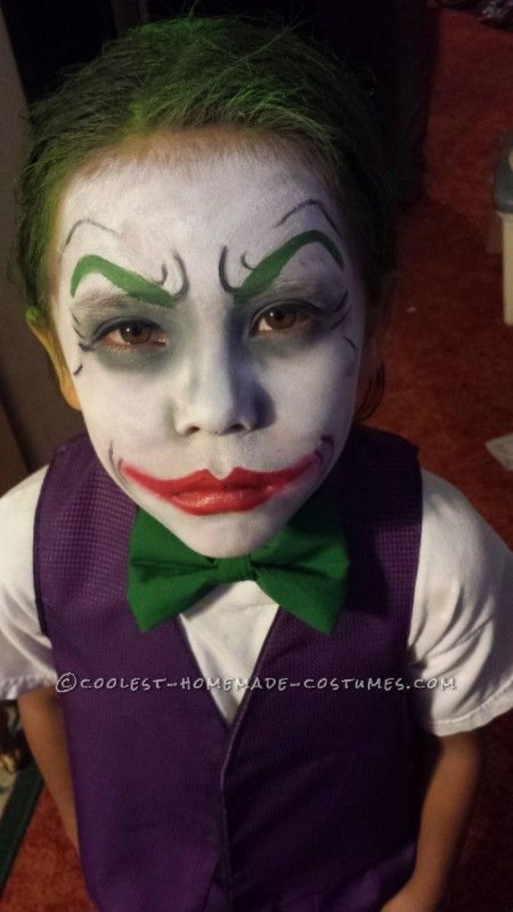 coolest,homemade. Le Joker dans les Films Batman!
