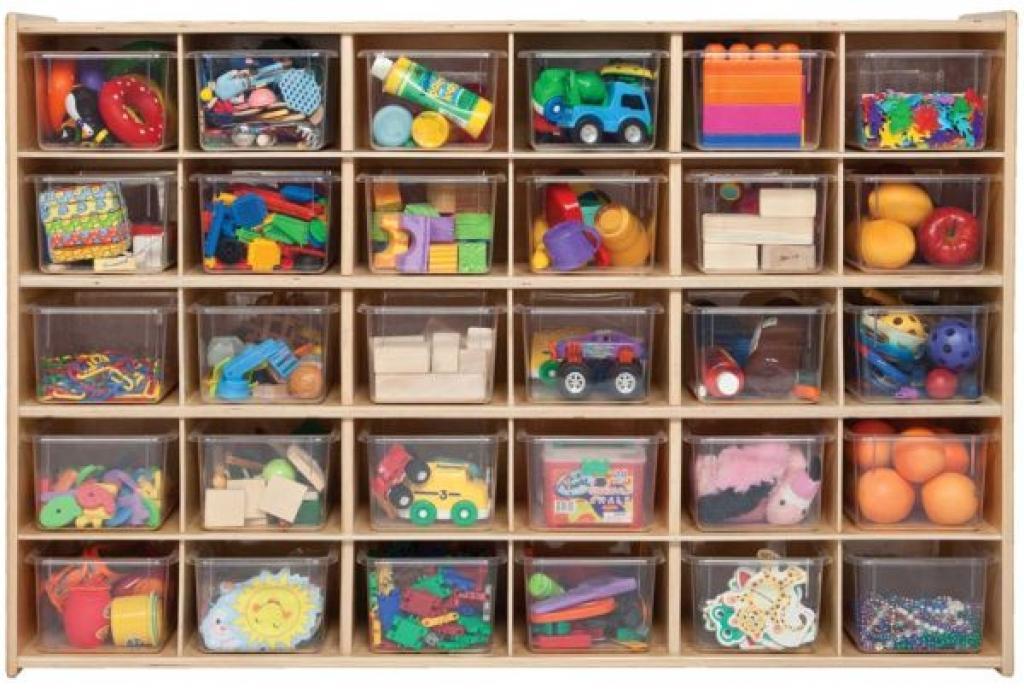 10 Astuces De Rangement Pour La Tonne De Jouets Des Enfants