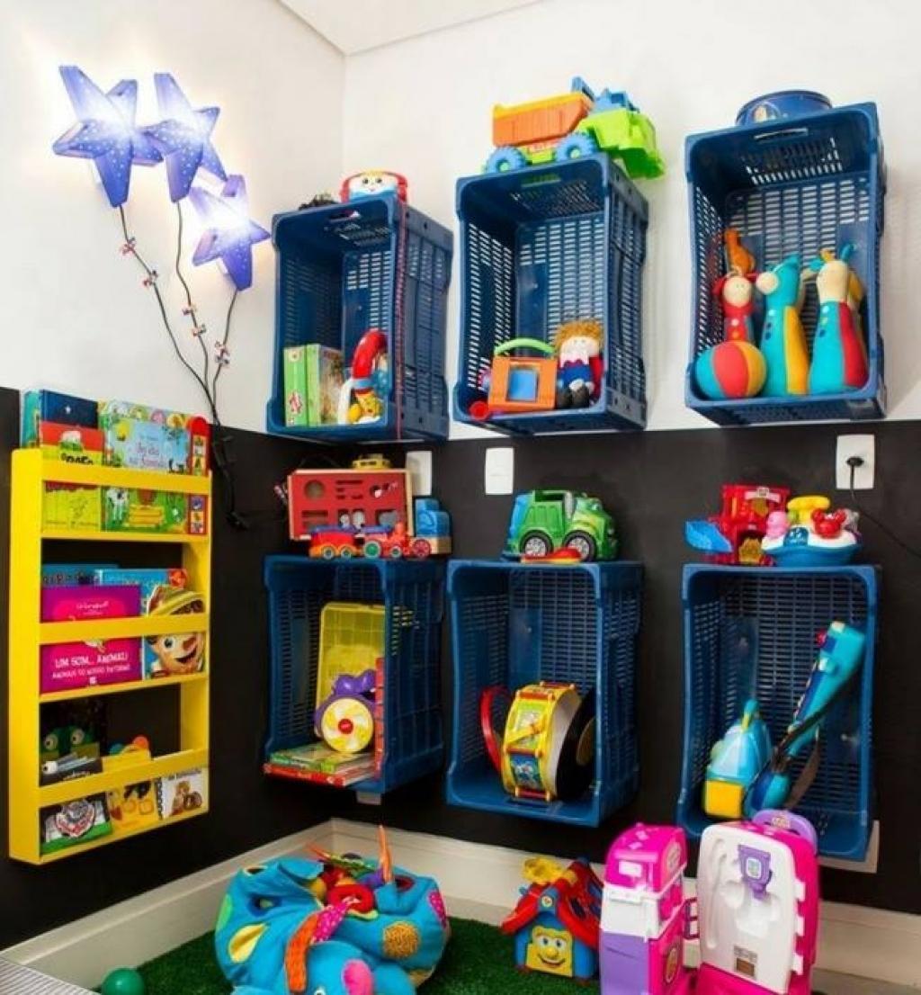 20 Excellentes idées pour une salle de jeux de rêve! - Trucs et ...