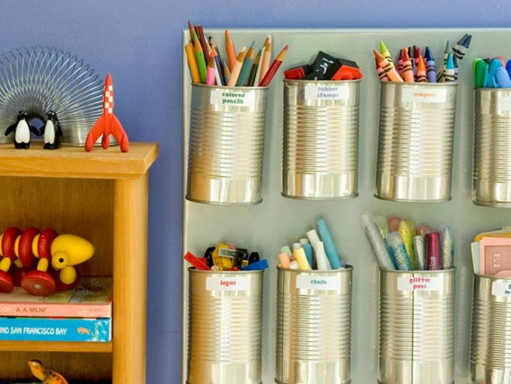 Bien-aimé Plutôt que de jeter ces boites de conserves au recyclage, ils en  EI02