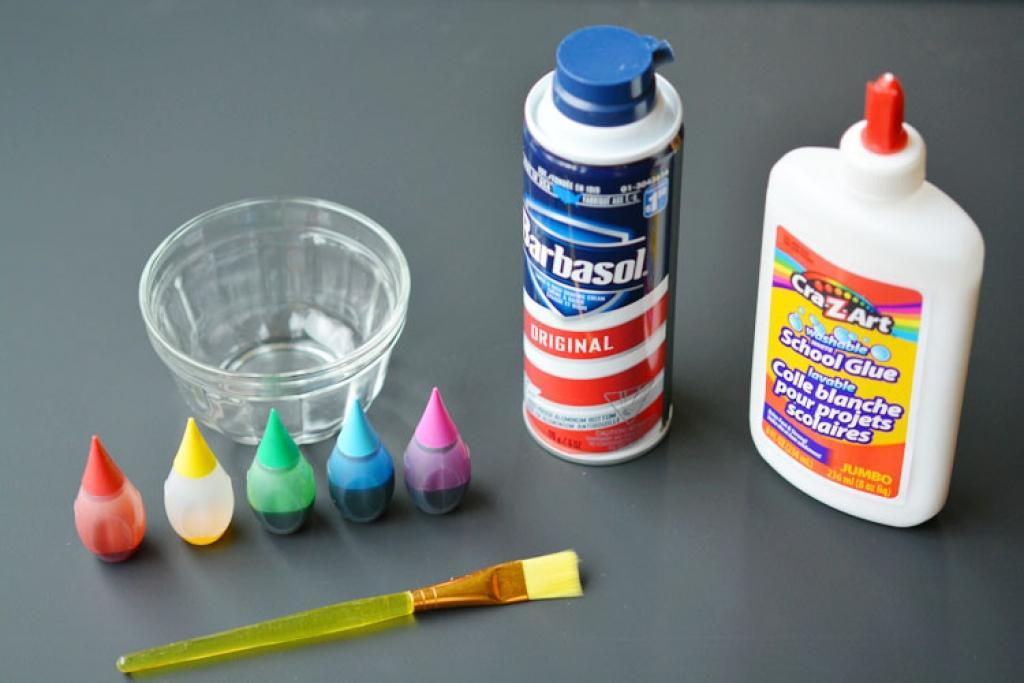 Peinture D Une Recette   Ides De Peinture  Faire Avec Les