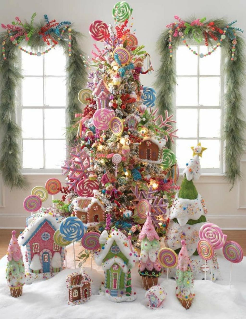 Préférence Voici 22 Magnifiques et inspirants sapins de Noël! - Décorations  PA76