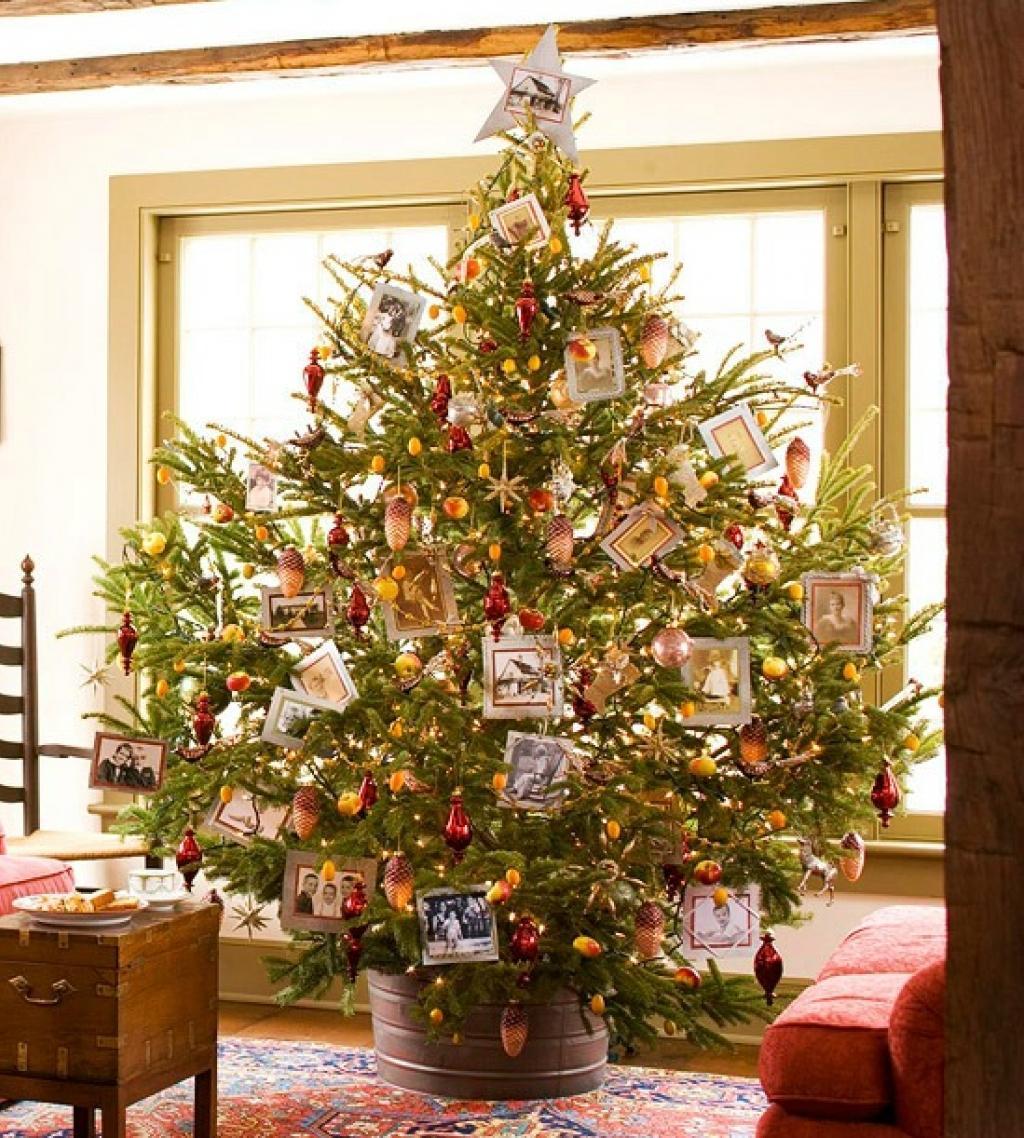 Exceptionnel Voici 22 Magnifiques et inspirants sapins de Noël! - Décorations  ZN98