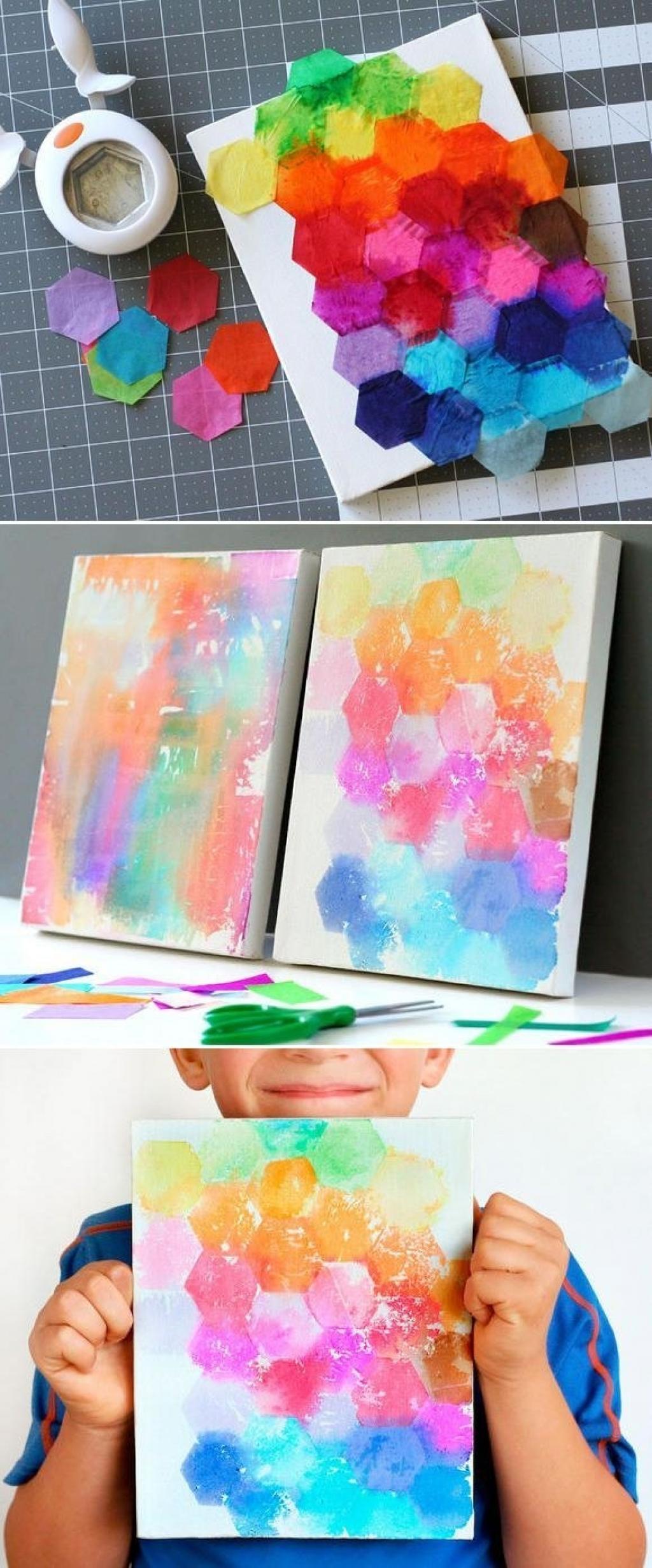 Super 7 Activités extraordinaires à faire avec les enfants! Peinture et  XW33