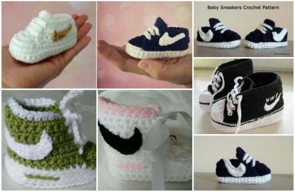 Basket Crochet Girls nike Adidas Booties Crochet gf6vb7Yy