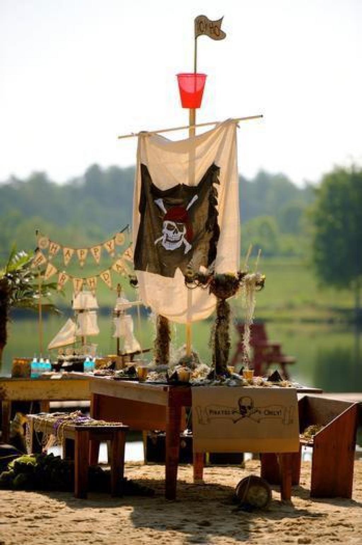 Plus De 30 Id Es Pour Une F Te Sous Le Th Me Des Pirates