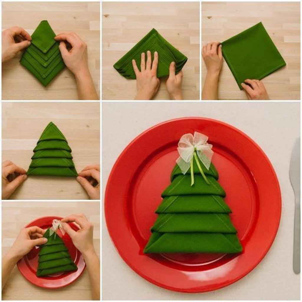 Serviette De Table Noel