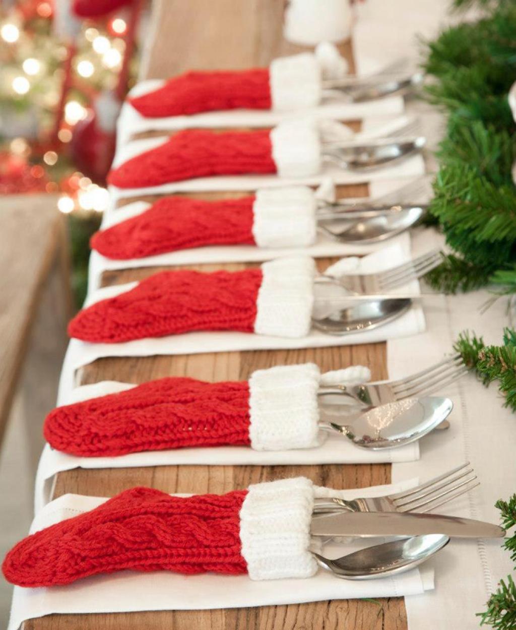 Photo Decoration Table De Noel With Photo Decoration Table De Noel