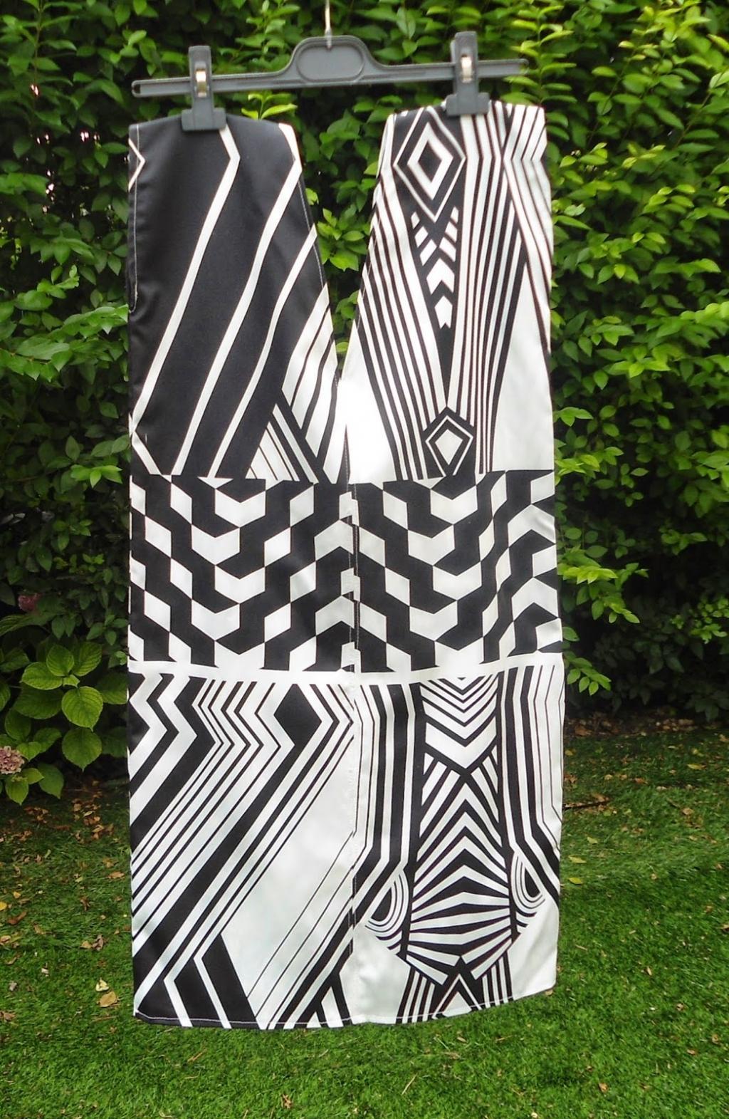 Häufig La robe la plus facile à faire : 4 rectangles seulement et aucun  KQ29