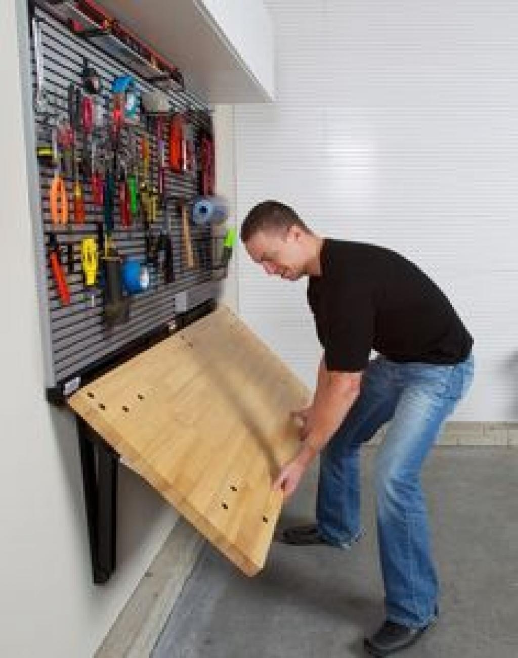 Häufig 20 Brillantes astuces de rangement, pour un garage parfaitement  HT79