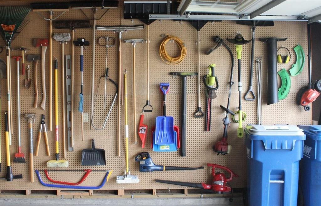 20 Brillantes astuces de rangement, pour un garage parfaitement ...
