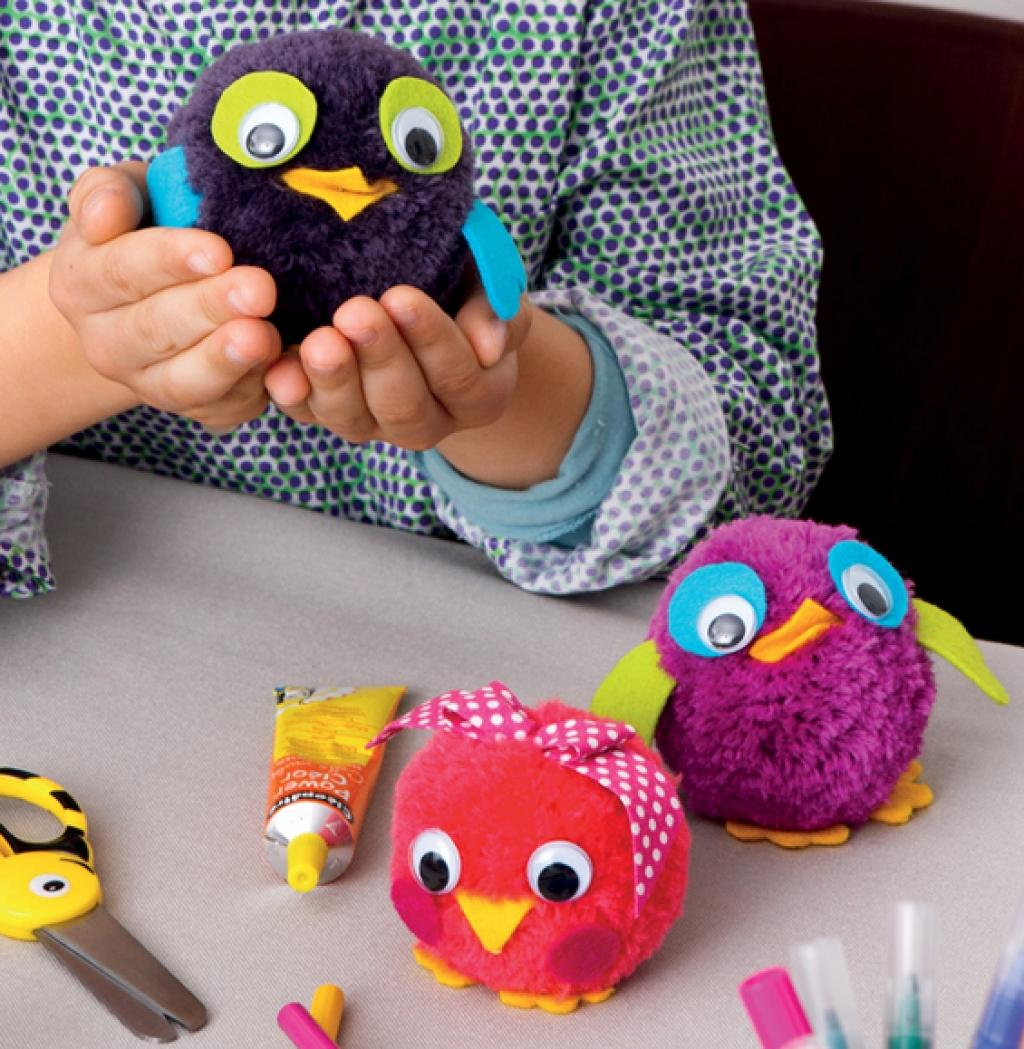 Gut gemocht 20 adorables bricolages à faire avec les enfants Avec des  WF88
