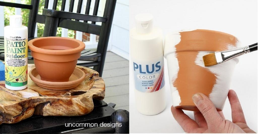 les pots en terre cuite ne servent pas juste à planter des fleurs
