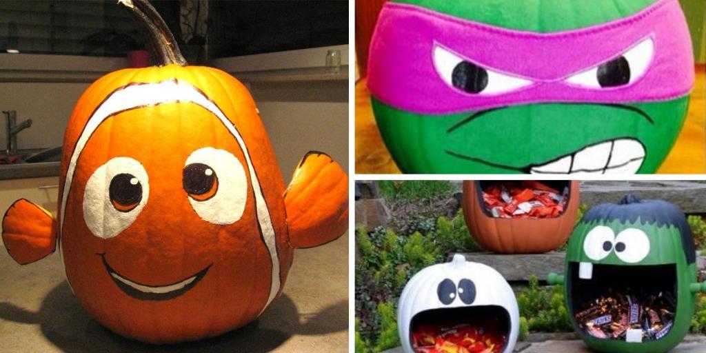 nous avons recueilli plus de 20 des meilleures ides de dcoration de citrouille et vous allez les adorer elles sont mignonnes effrayantes belles - Decoration Citrouille Pour Halloween
