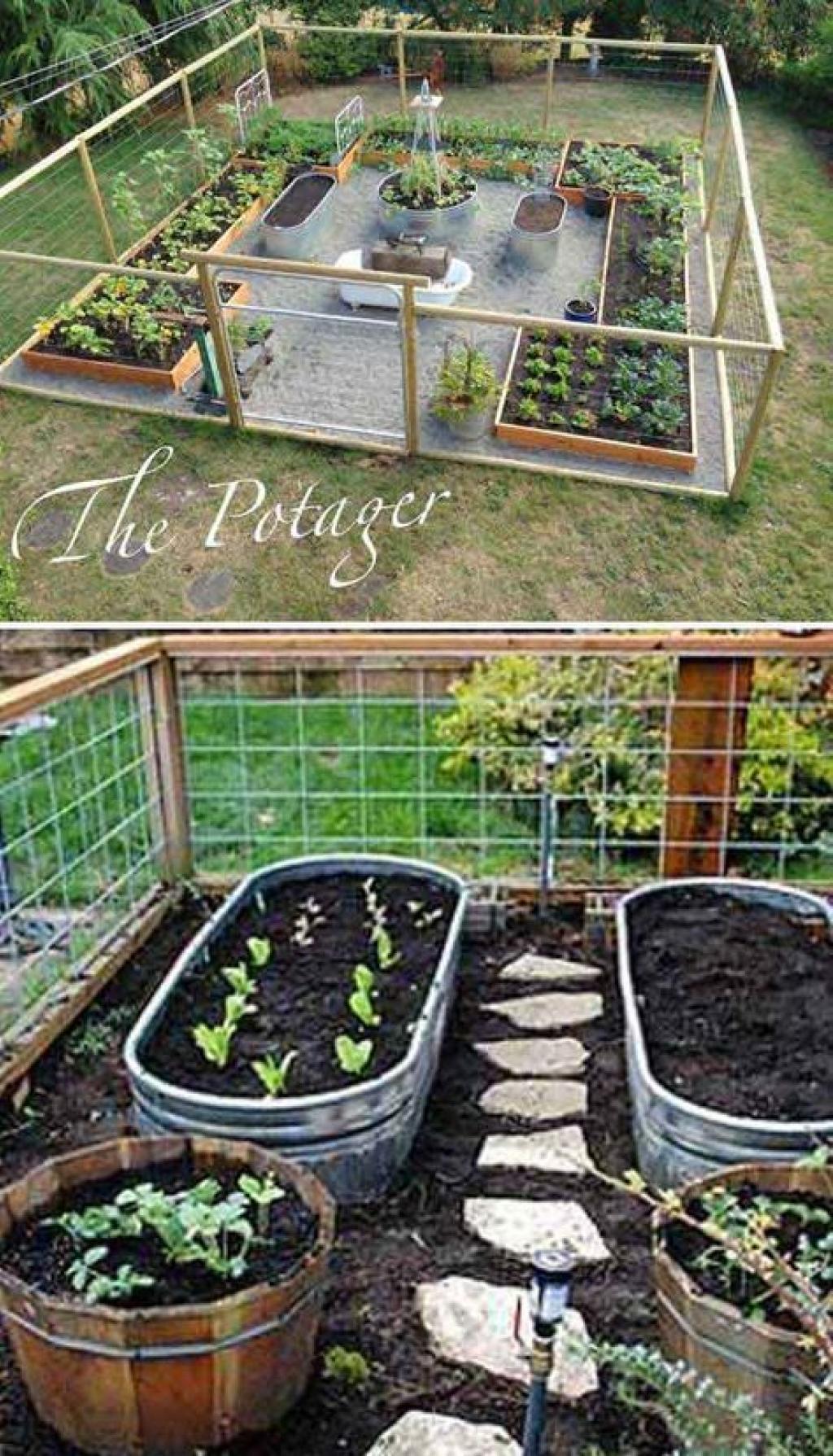 Réalisez des jardinières qui rehausseront le décor de votre jardin