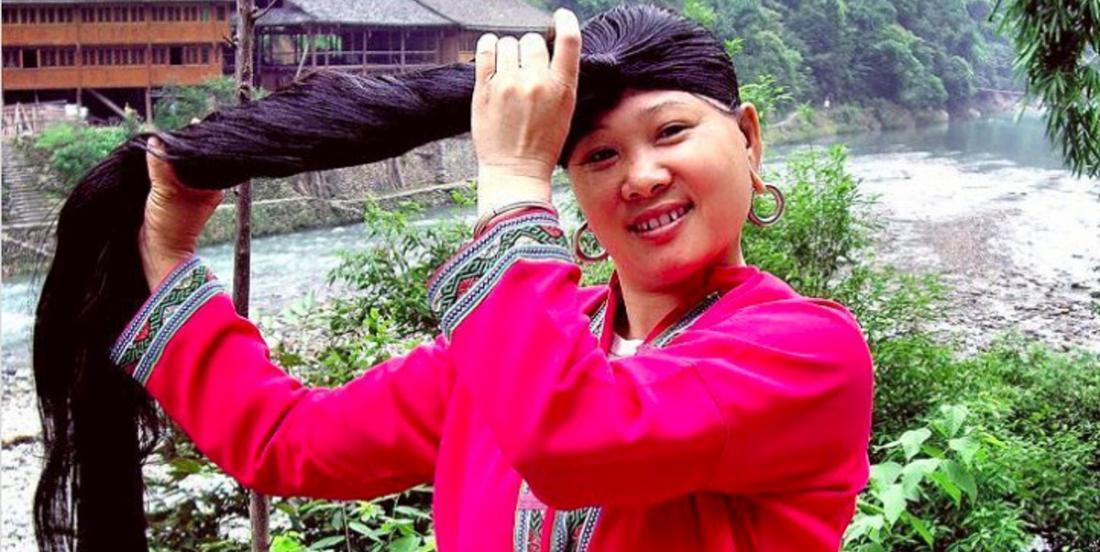 Les Chinoises révèlent leur secret pour avoir des cheveux plus épais et brillants