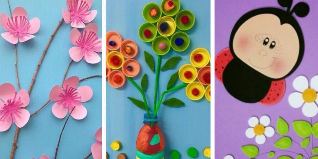 35 bricolages colorés à réaliser avec du papier