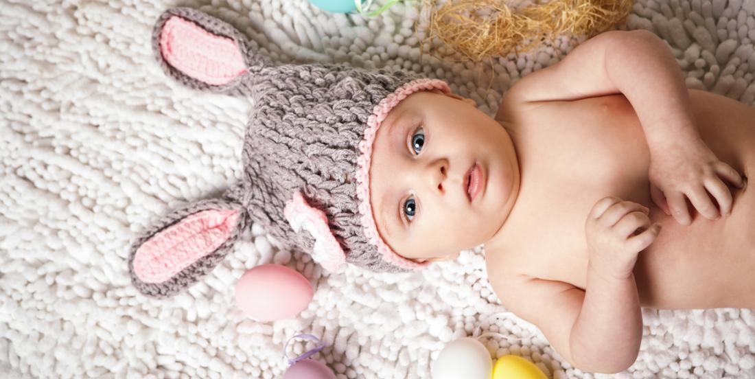 10 choses à savoir sur les bébés nés en avril