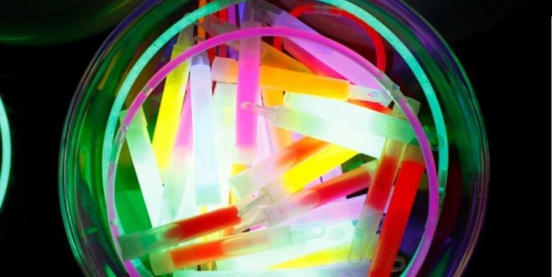 20 Idées absolument géniales pour un Super Party Glow in the Dark!