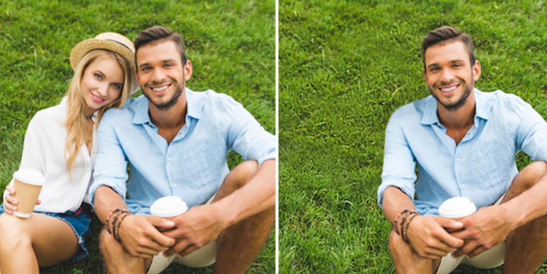 Un site vous offre la possibilité de faire disparaitre votre ex de vos photos