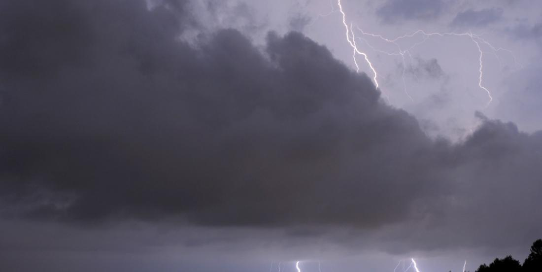 10 choses à ne pas faire lors d'un orage