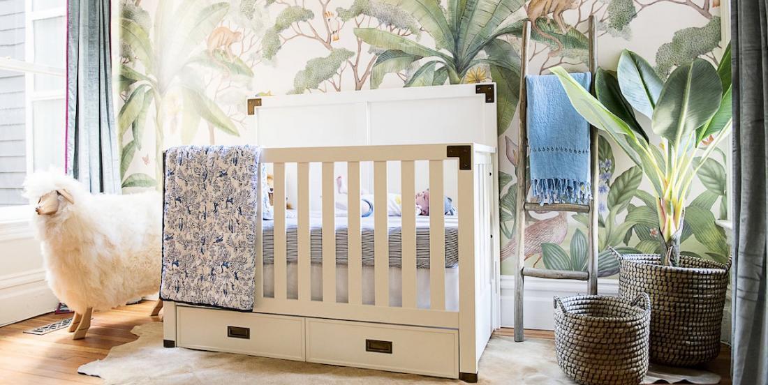 Stimulante ou apaisante: quelle chambre de bébé est la meilleure?