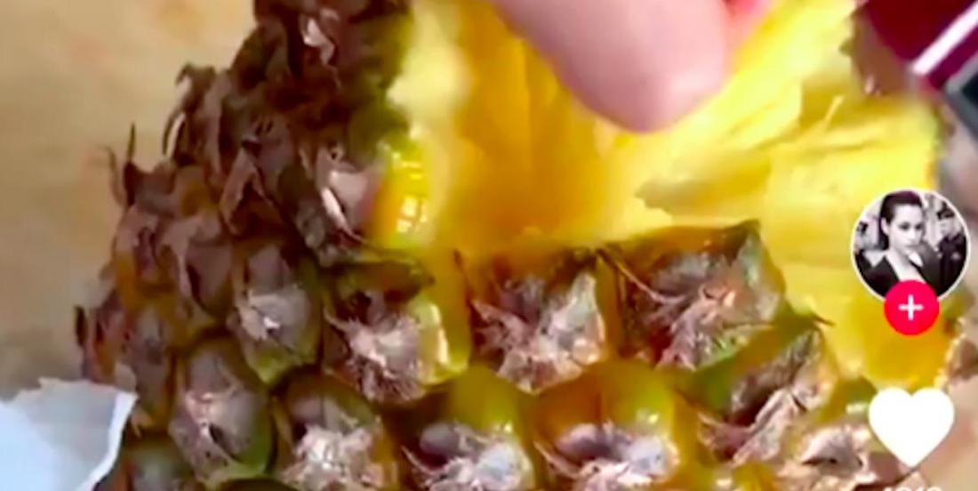 Révélation choc! Vous avez toujours mangé vos ananas de la mauvaise façon!