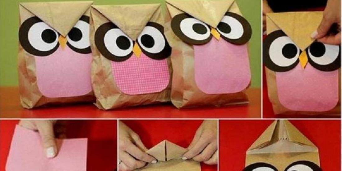 Les sacs Hiboux