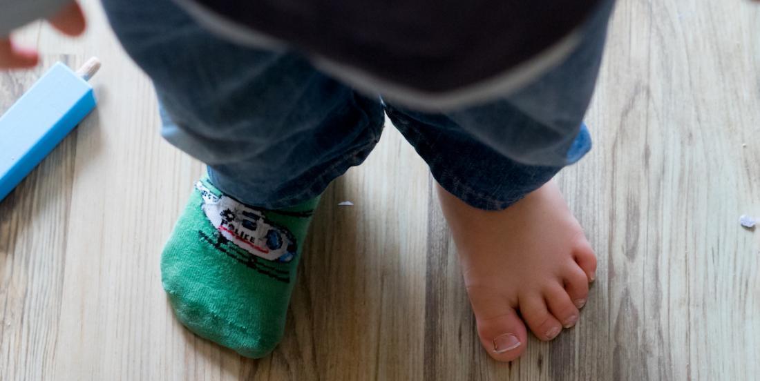 Le mystère des chaussettes perdues est enfin résolu!