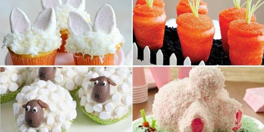 Les 10 plus beaux gâteaux de Pâques et leurs minis tutoriels photos!