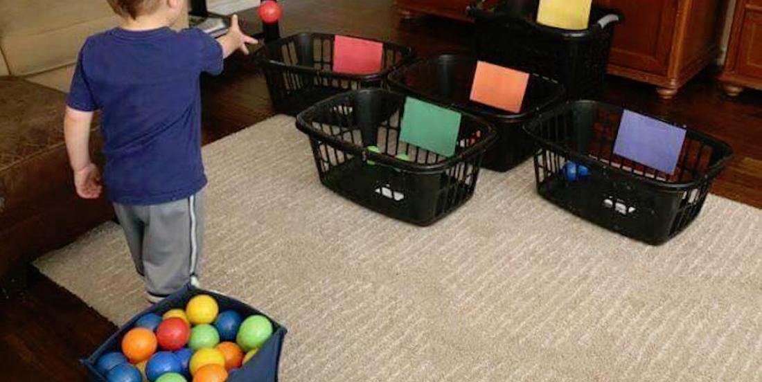 7 idées de jeux à fabriquer pour les enfants