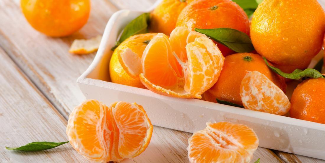 Des nutritionnistes affirment que les mandarines ont des bienfaits anti-âge incroyables!