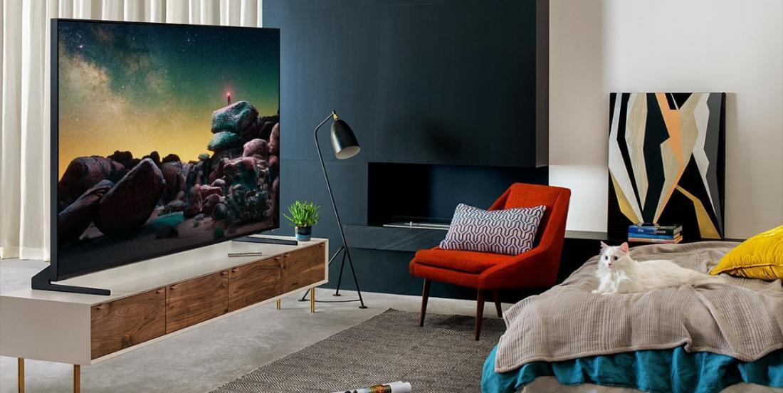 La QLED 8K révolutionne l'expérience télévisuelle