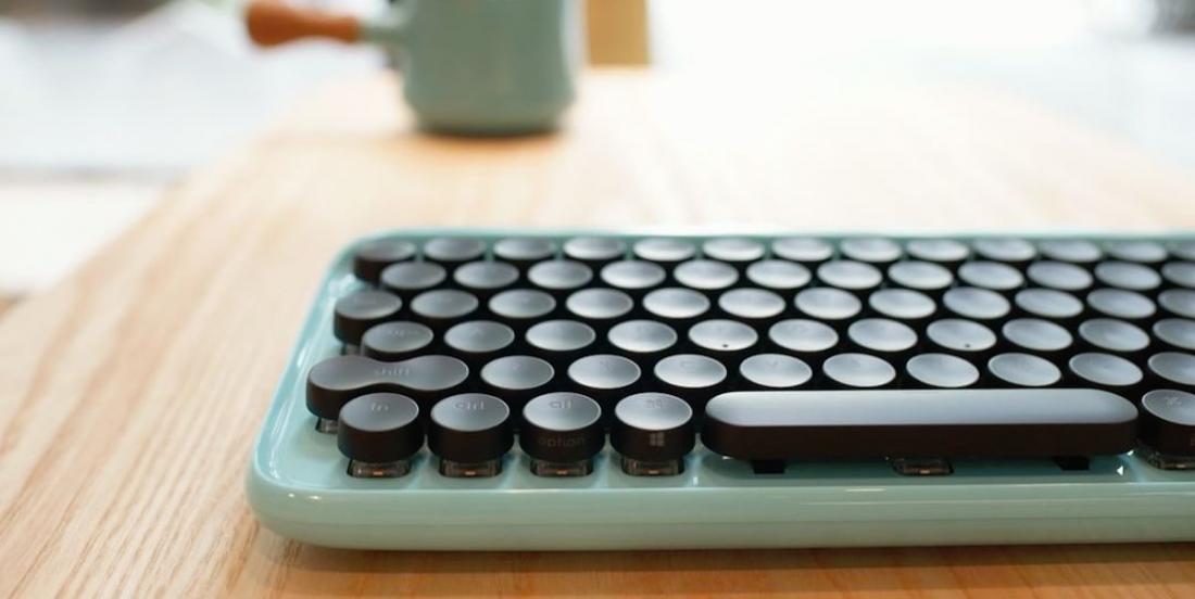 Nostalgique des vieilles machines à écrire, ce clavier d'ordinateur devrait vous intéresser!