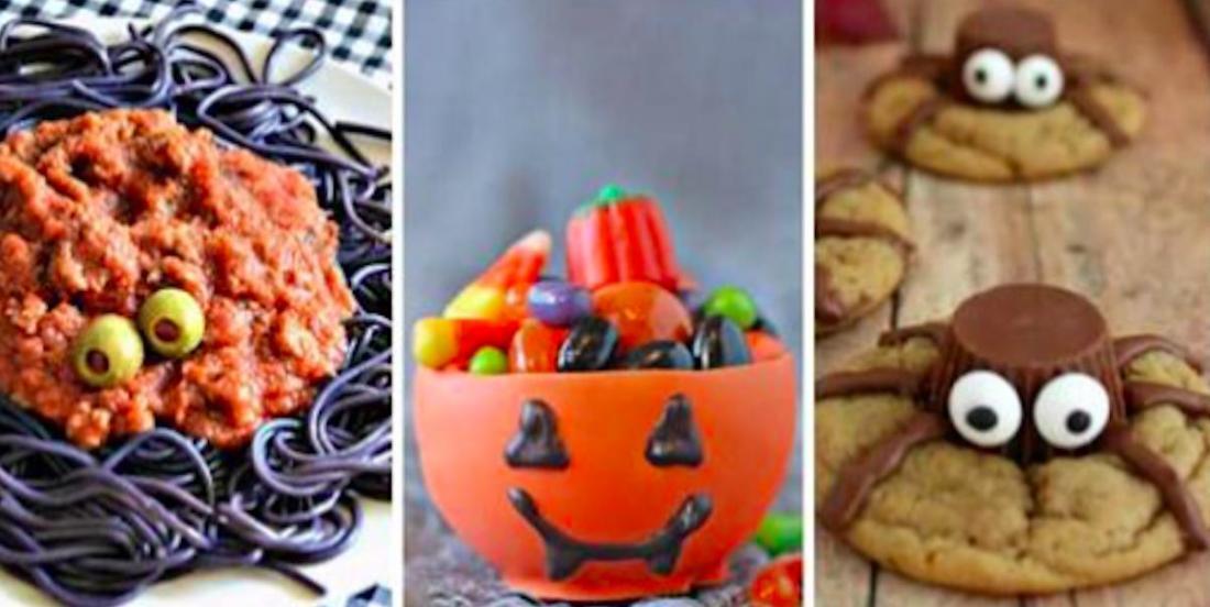 12 astuces de dernière minute pour votre table d'Halloween