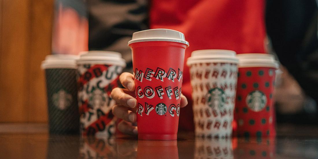 Si vous désirez une tasse réutilisable gratuite pour la période des Fêtes, passez chez Starbucks le 7 novembre!