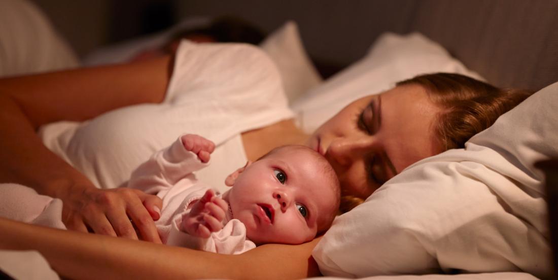 «Merci pour le réveil de 3 heures du matin de bébé»