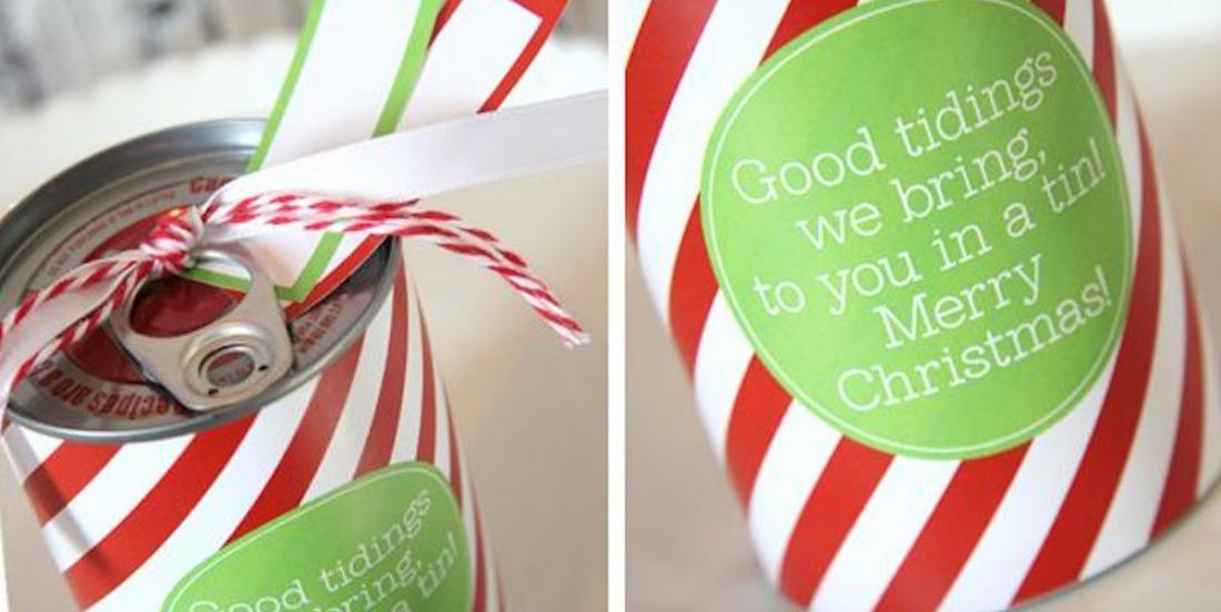 Comment réaliser des cadeaux… en conserves!