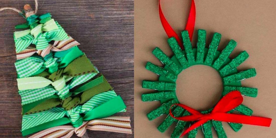 15 bricolages de Noël faciles à réaliser avec les enfants