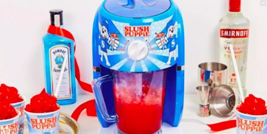 Voici le cadeau parfait pour les grands enfants nostalgiques: une machine à Slush Puppie!