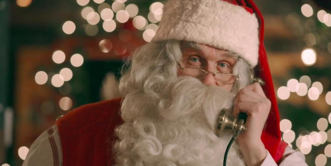 Offrez à vos enfants de la magie pour les Fêtes, avec un message personnalisé de la part du Père Noël lui-même!