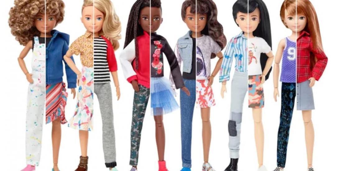 Le Canada sera un des rares pays à accueillir en avant-première les poupées Barbie non genrées