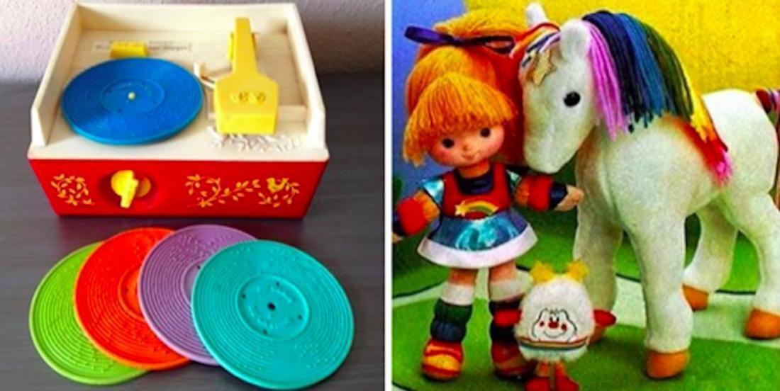 Alerte nostalgie! Si vous étiez enfant dans les années 80, vous connaissez probablement plusieurs des 20 jouets suivants...