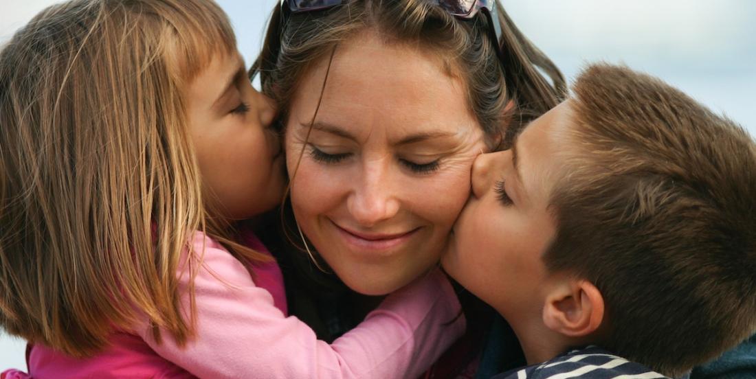 Une mère propose 9 résolutions réalistes pour les mamans