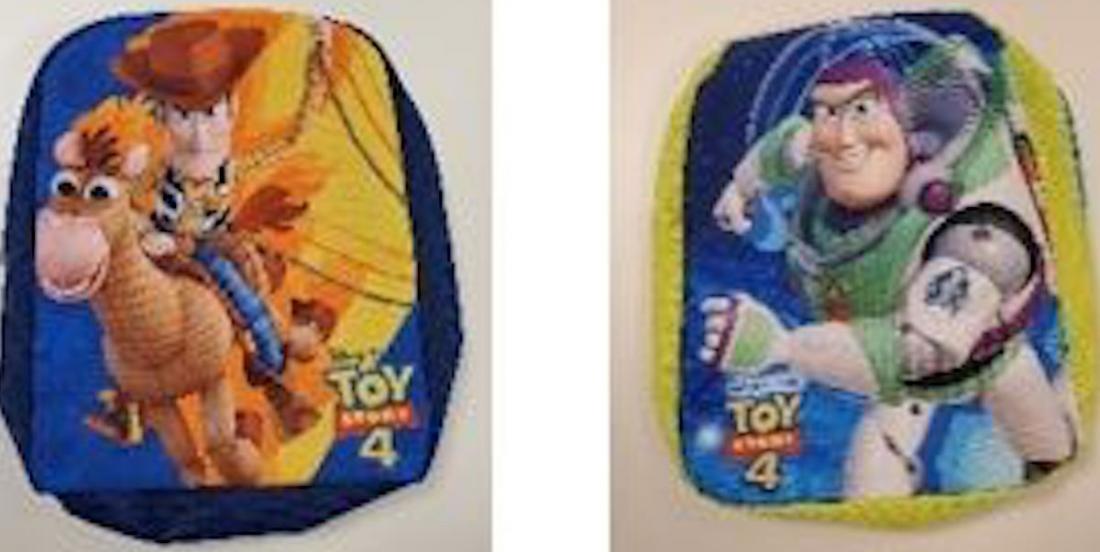 """Avis de sécurité de Santé Canada concernant certaines boites de Pull-Ups """"Histoire de jouets"""""""