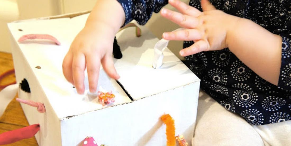 8 activités calmes pour les tout-petits de 2 ans